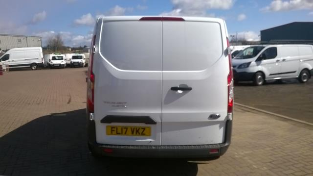 2017 Ford Transit Custom 290 L1 DIESEL FWD 2.0 TDCI 105PS LOW ROOF VAN EURO 6 (FL17VKZ) Thumbnail 12