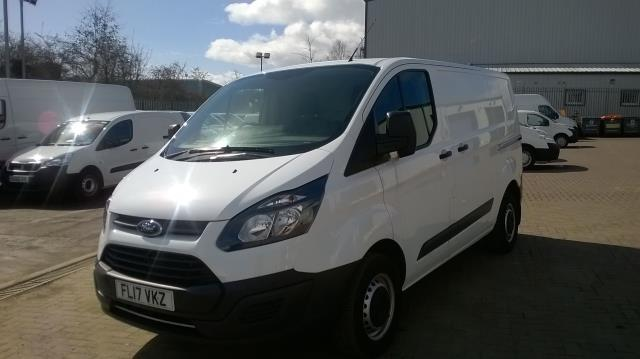 2017 Ford Transit Custom 290 L1 DIESEL FWD 2.0 TDCI 105PS LOW ROOF VAN EURO 6 (FL17VKZ) Thumbnail 3