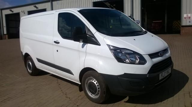 2017 Ford Transit Custom 290 L1 DIESEL FWD 2.0 TDCI 105PS LOW ROOF VAN EURO 6 (FL17VKZ) Thumbnail 1