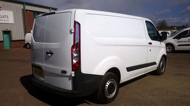 2017 Ford Transit Custom 290 L1 DIESEL FWD 2.0 TDCI 105PS LOW ROOF VAN EURO 6 (FL17VKZ) Thumbnail 15