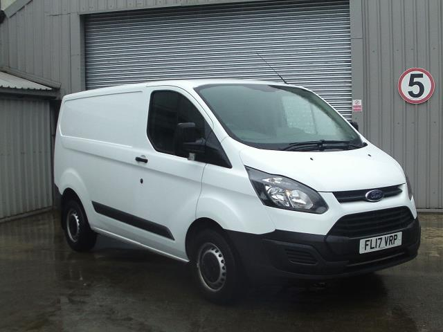 2017 Ford Transit Custom  290 L1 DIESEL FWD 2.0 TDCI 105PS LOW ROOF VAN EURO 6 (FL17VRP)