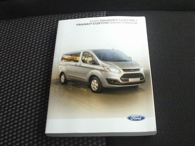 2017 Ford Transit Custom  290 L1 DIESEL FWD 2.0 TDCI 105PS LOW ROOF VAN EURO 6 (FL17VRP) Image 28