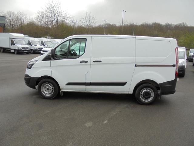 2015 Ford Transit Custom 2.2 Tdci 100Ps Low Roof Van (FL65PZE) Image 18