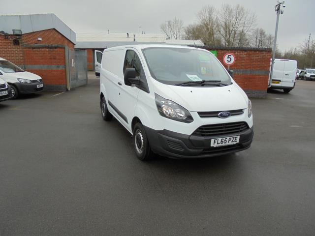2015 Ford Transit Custom 2.2 Tdci 100Ps Low Roof Van (FL65PZE)