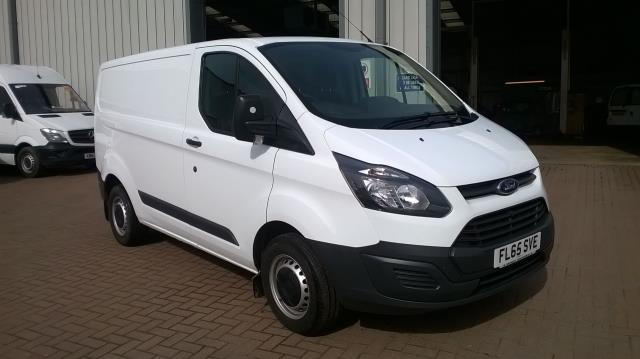 2015 Ford Transit Custom 290 L1 DIESEL FWD 2.2  TDCI 100PS LOW ROOF VAN EURO 5 (FL65SVE)