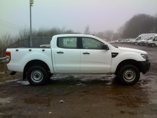 2015 Ford Ranger Pick Up Double Cab Xl 2.2 Tdci 150 4Wd Euro 5 (FL65SVS) Image 3