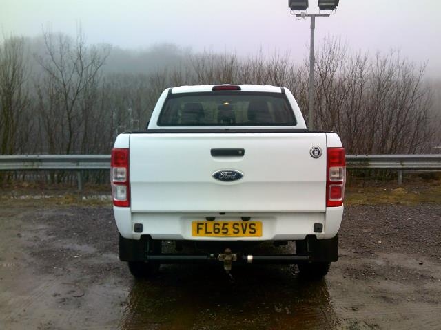 2015 Ford Ranger Pick Up Double Cab Xl 2.2 Tdci 150 4Wd Euro 5 (FL65SVS) Image 8