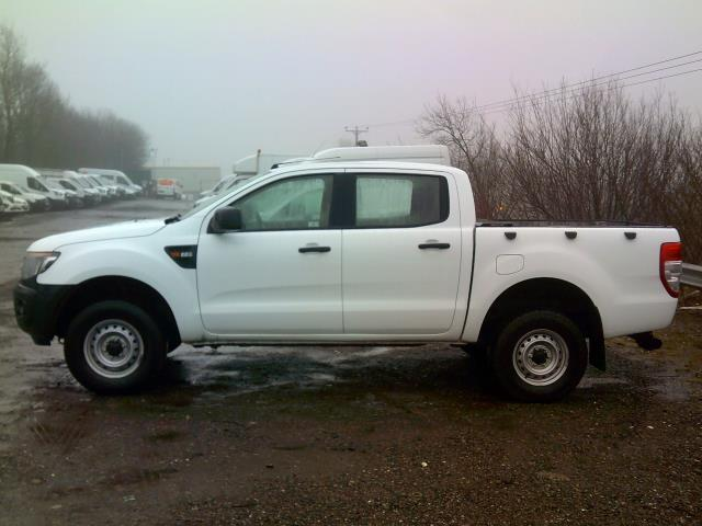 2015 Ford Ranger Pick Up Double Cab Xl 2.2 Tdci 150 4Wd Euro 5 (FL65SVS) Image 13