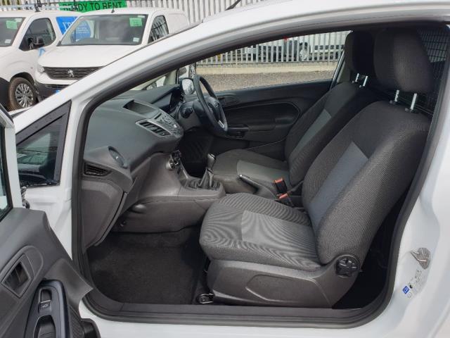 2015 Ford Fiesta DIESEL 1.5 TDCI VAN EURO 6 (FL65SYT) Image 5