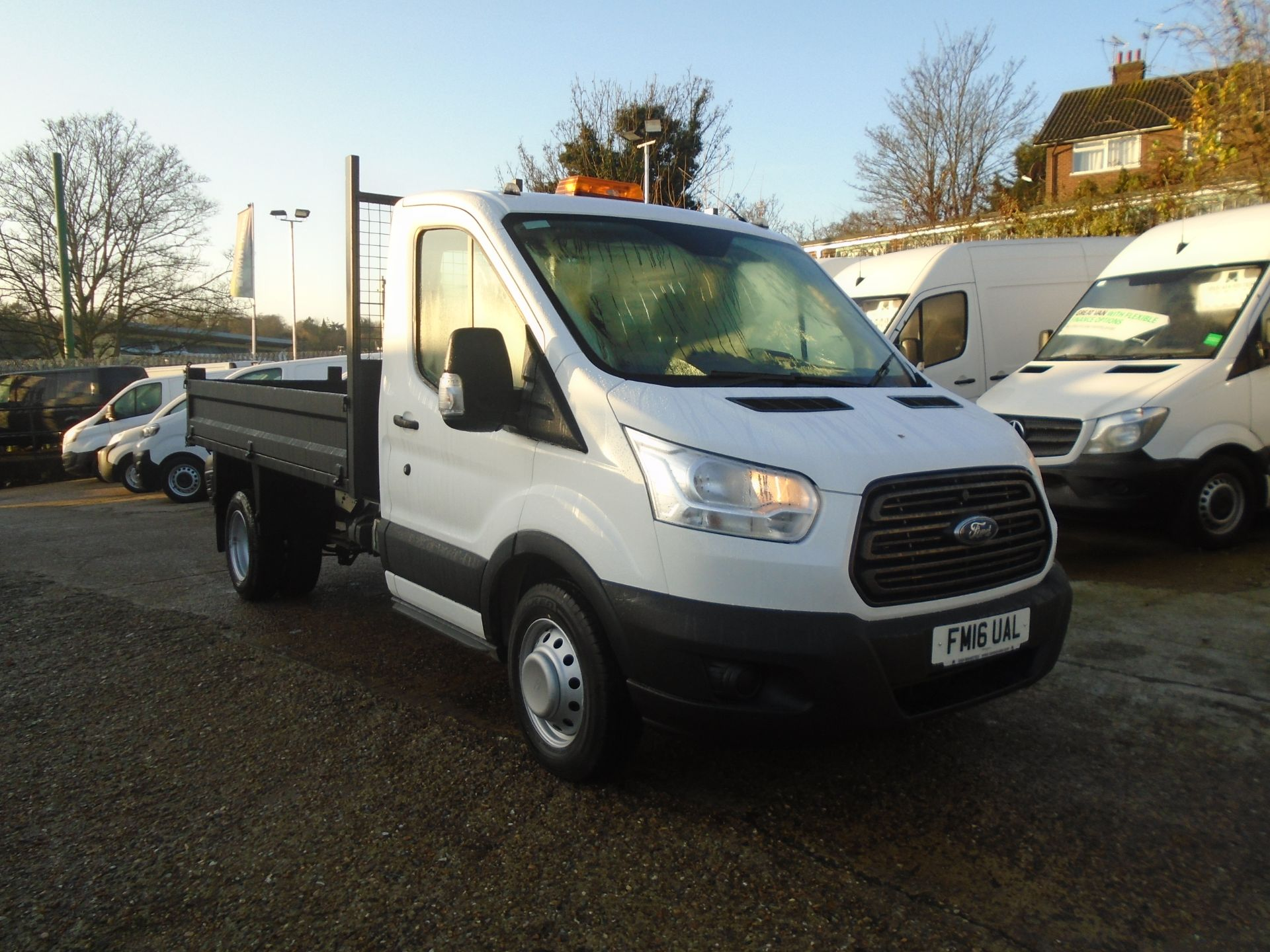 2016 Ford Transit 2.2 Tdci 125Ps Tipper (FM16UAL)