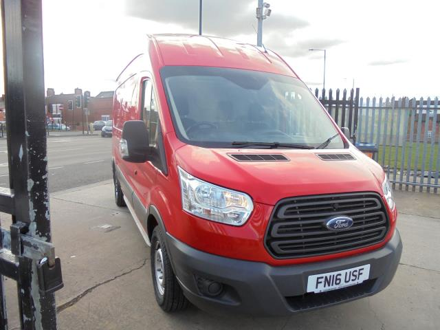 2016 Ford Transit 2.2 Tdci 125Ps H3 Van (FN16USF)