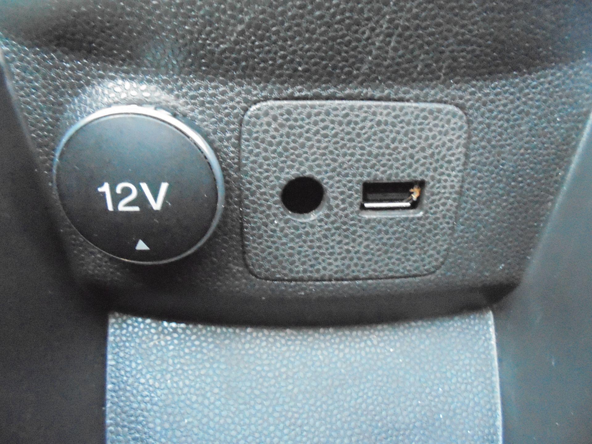 2016 Ford Fiesta 1.5 Tdci Van (FN16USU) Image 22