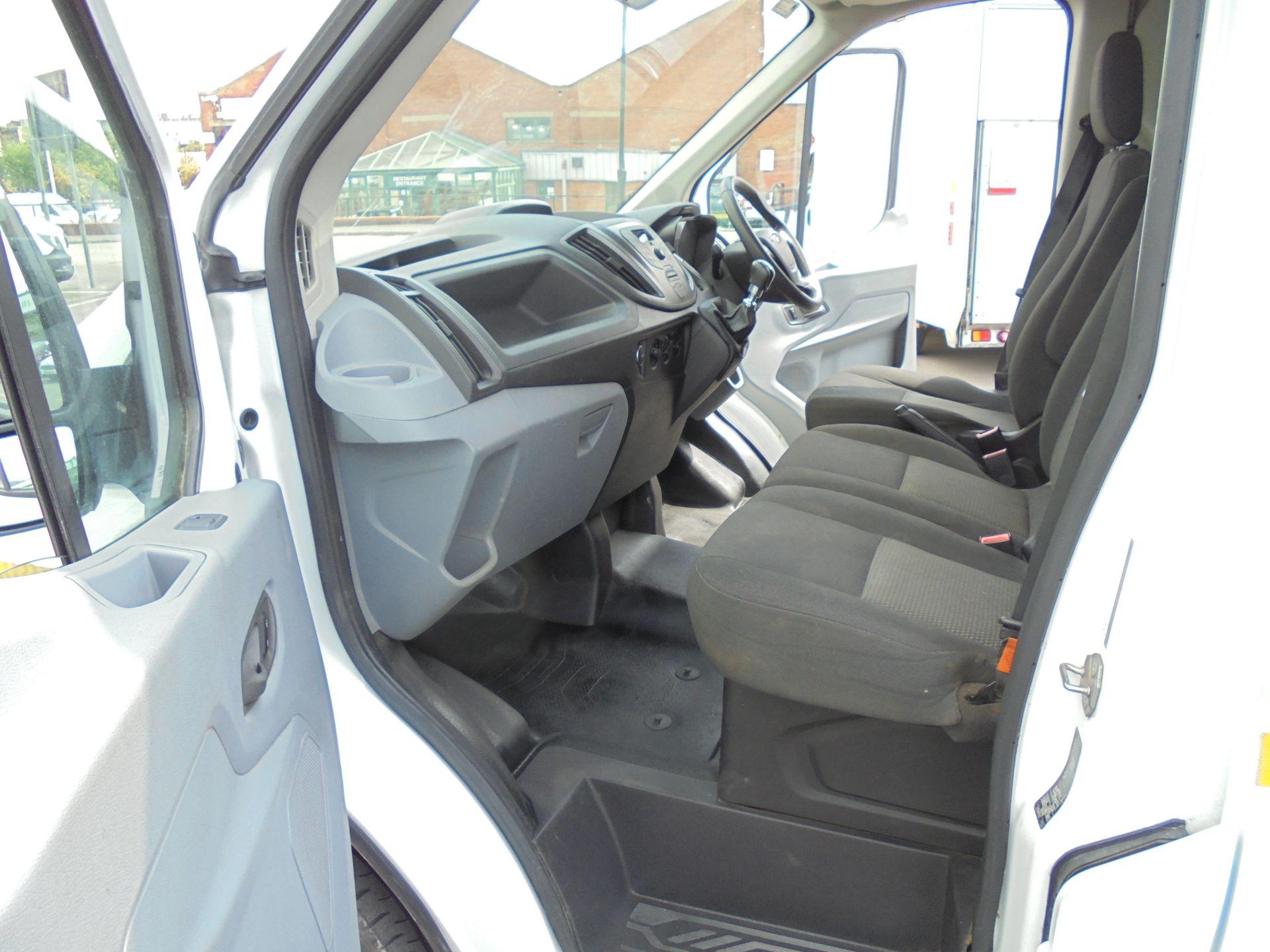 2016 Ford Transit 2.2 Tdci 125Ps H3 Van (FN16UTB) Image 14