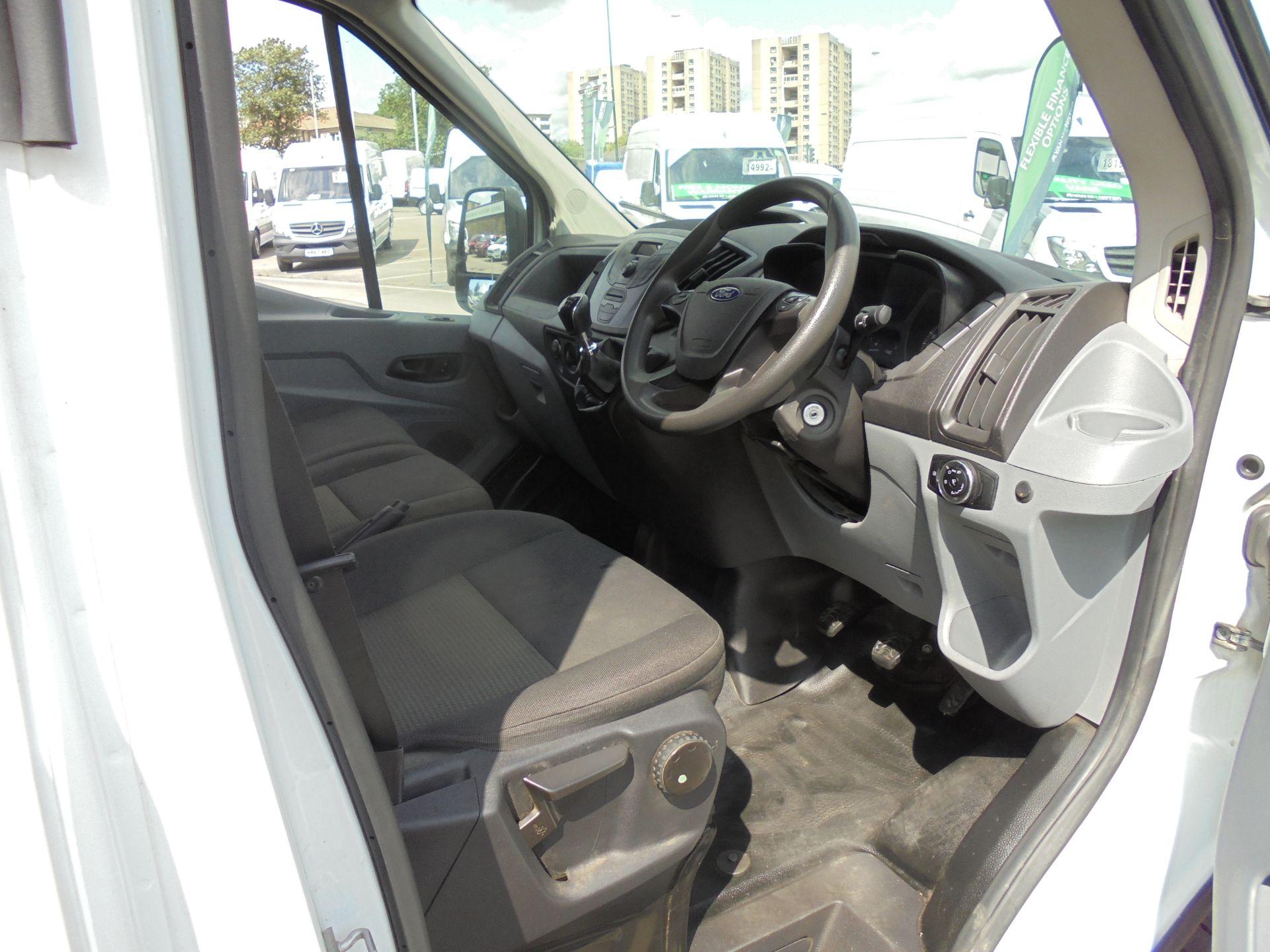 2016 Ford Transit 2.2 Tdci 125Ps H3 Van (FN16UTB) Image 9