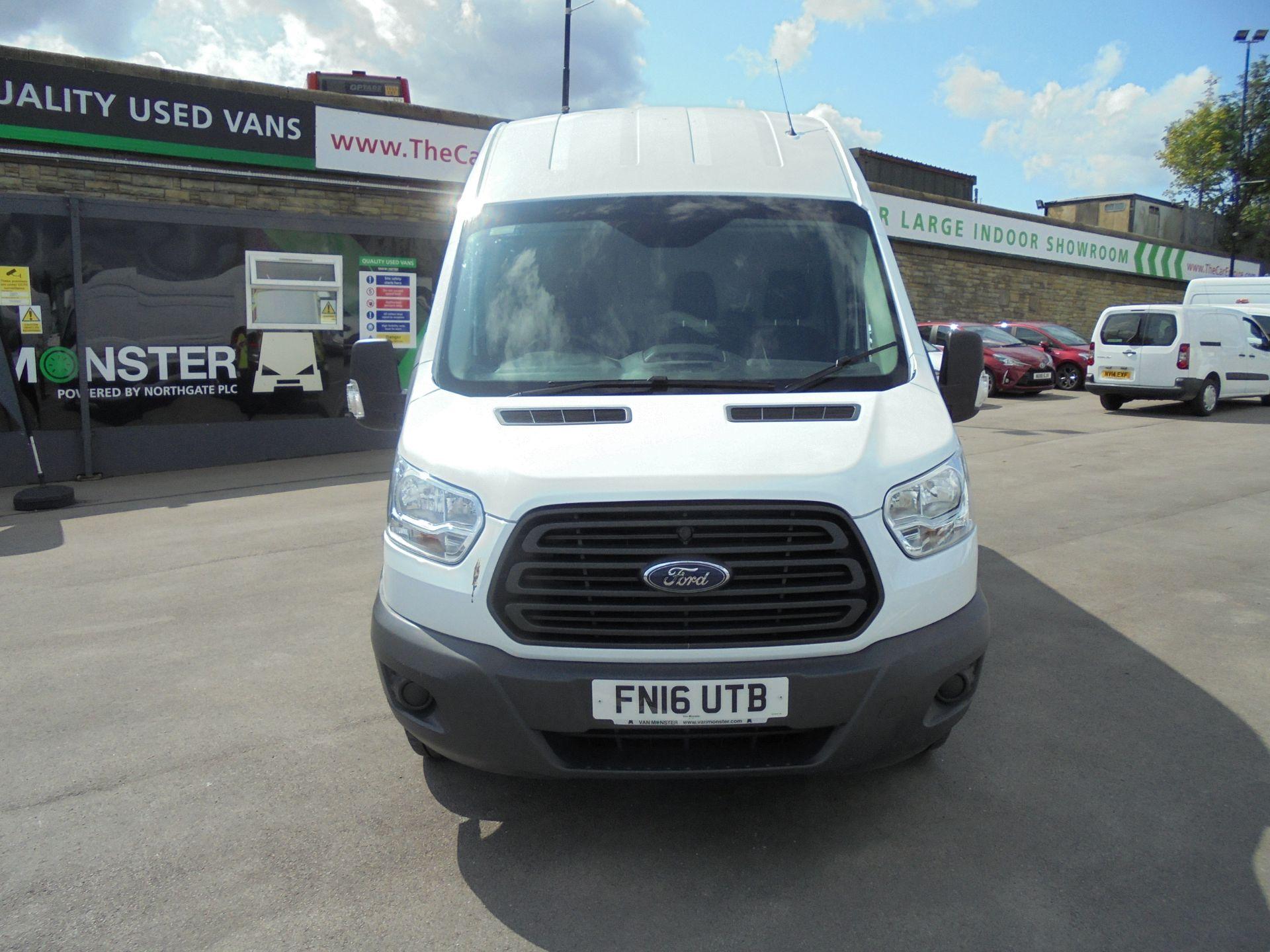 2016 Ford Transit 2.2 Tdci 125Ps H3 Van (FN16UTB) Image 2