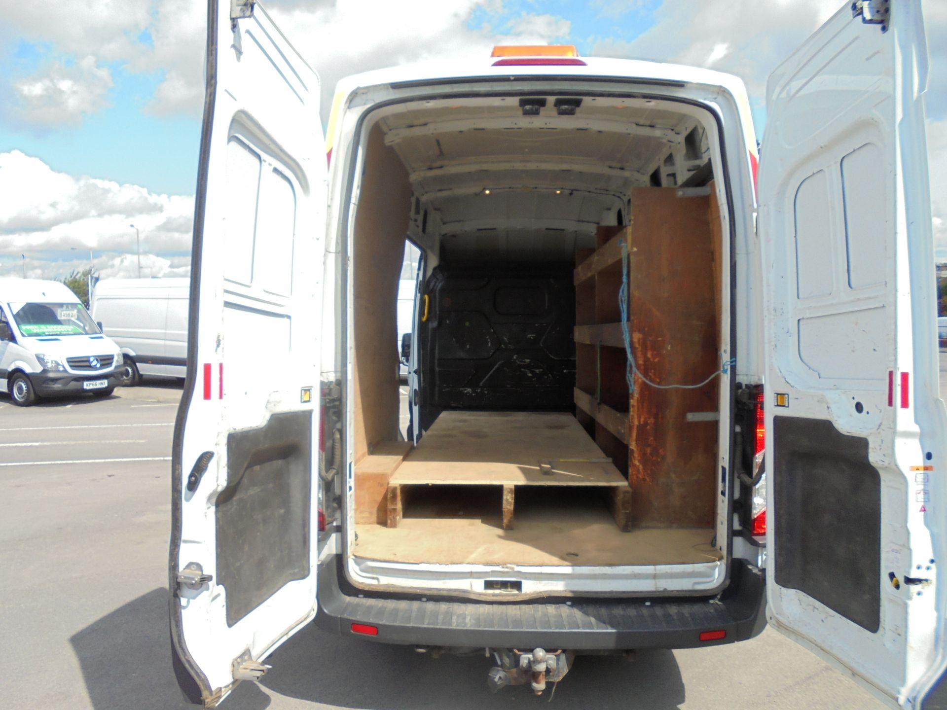 2016 Ford Transit 2.2 Tdci 125Ps H3 Van (FN16UTB) Image 16