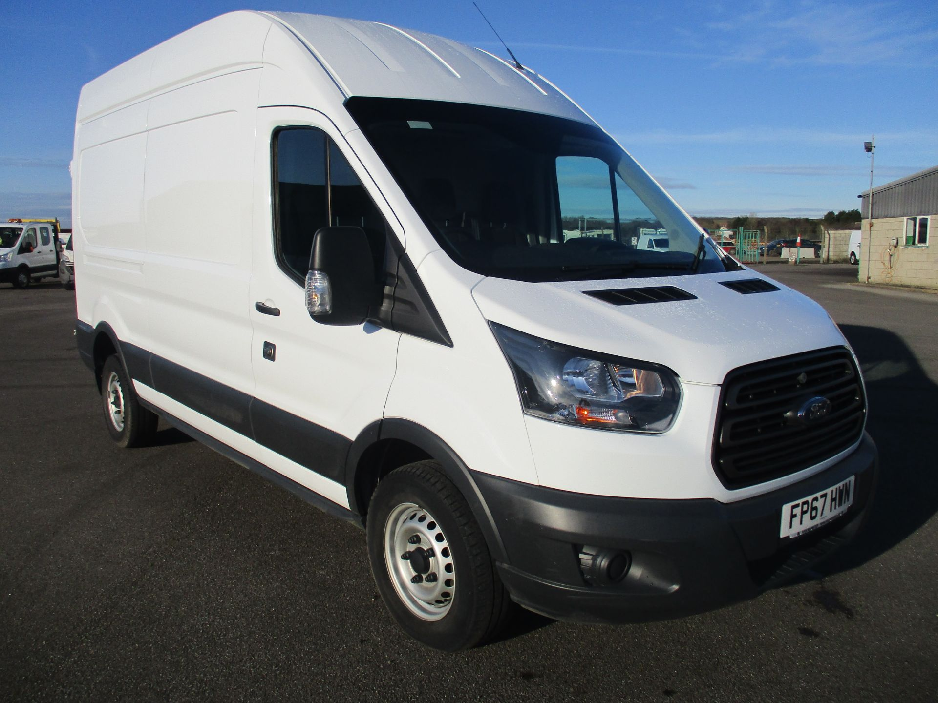 2017 Ford Transit L3 H3 VAN 130PS EURO 6 (FP67HWN)