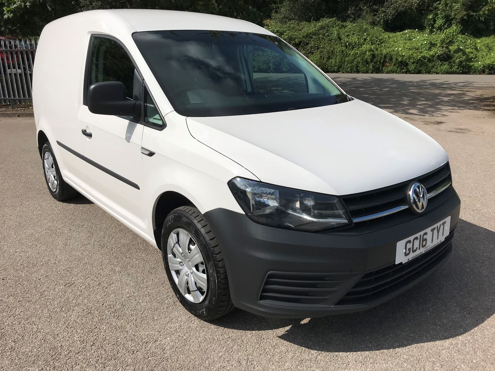 2016 Volkswagen Caddy 2.0 Tdi Bluemotion Tech 102Ps Startline Van (GC16TYT)