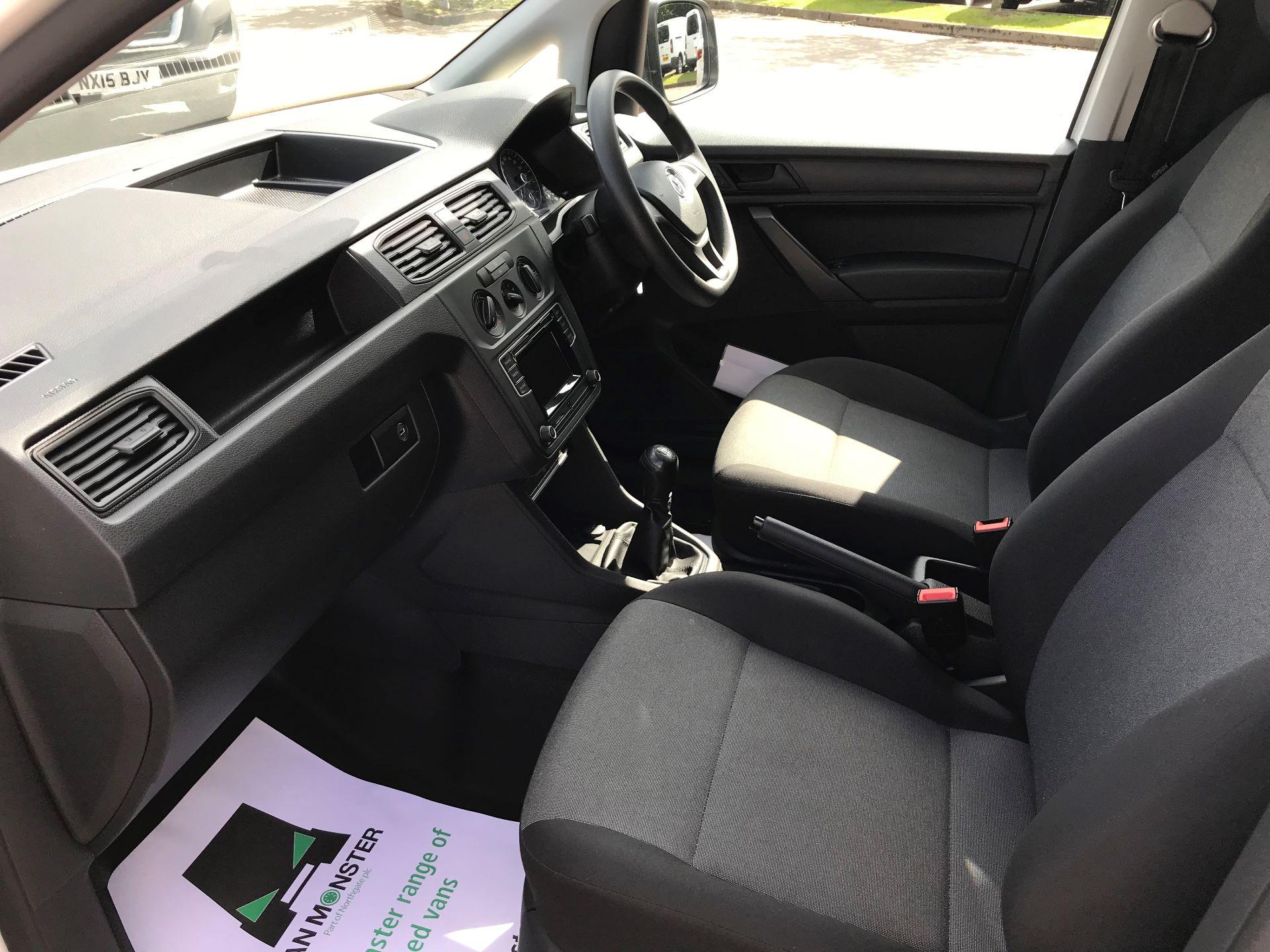 2016 Volkswagen Caddy 2.0 Tdi Bluemotion Tech 102Ps Startline Van euro 5 (GC16TYT) Image 4