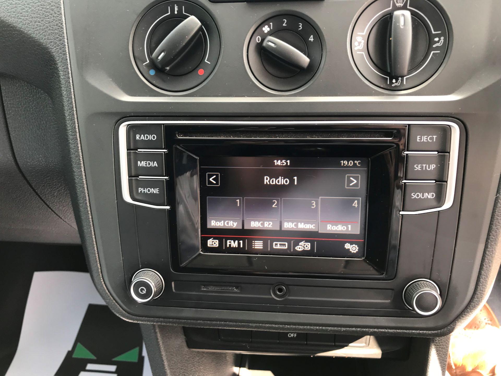 2016 Volkswagen Caddy 2.0 Tdi Bluemotion Tech 102Ps Startline Van euro 5 (GC16TYT) Image 21