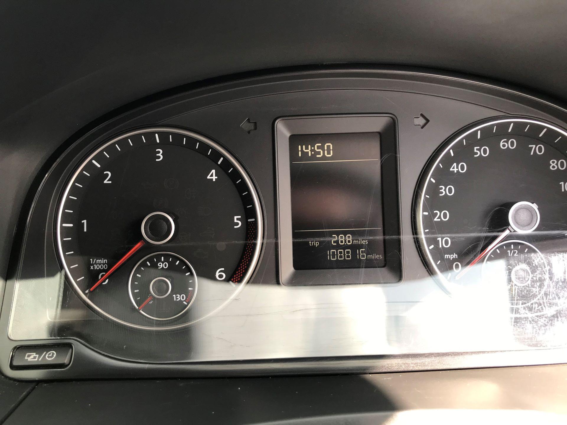 2016 Volkswagen Caddy 2.0 Tdi Bluemotion Tech 102Ps Startline Van euro 5 (GC16TYT) Image 15