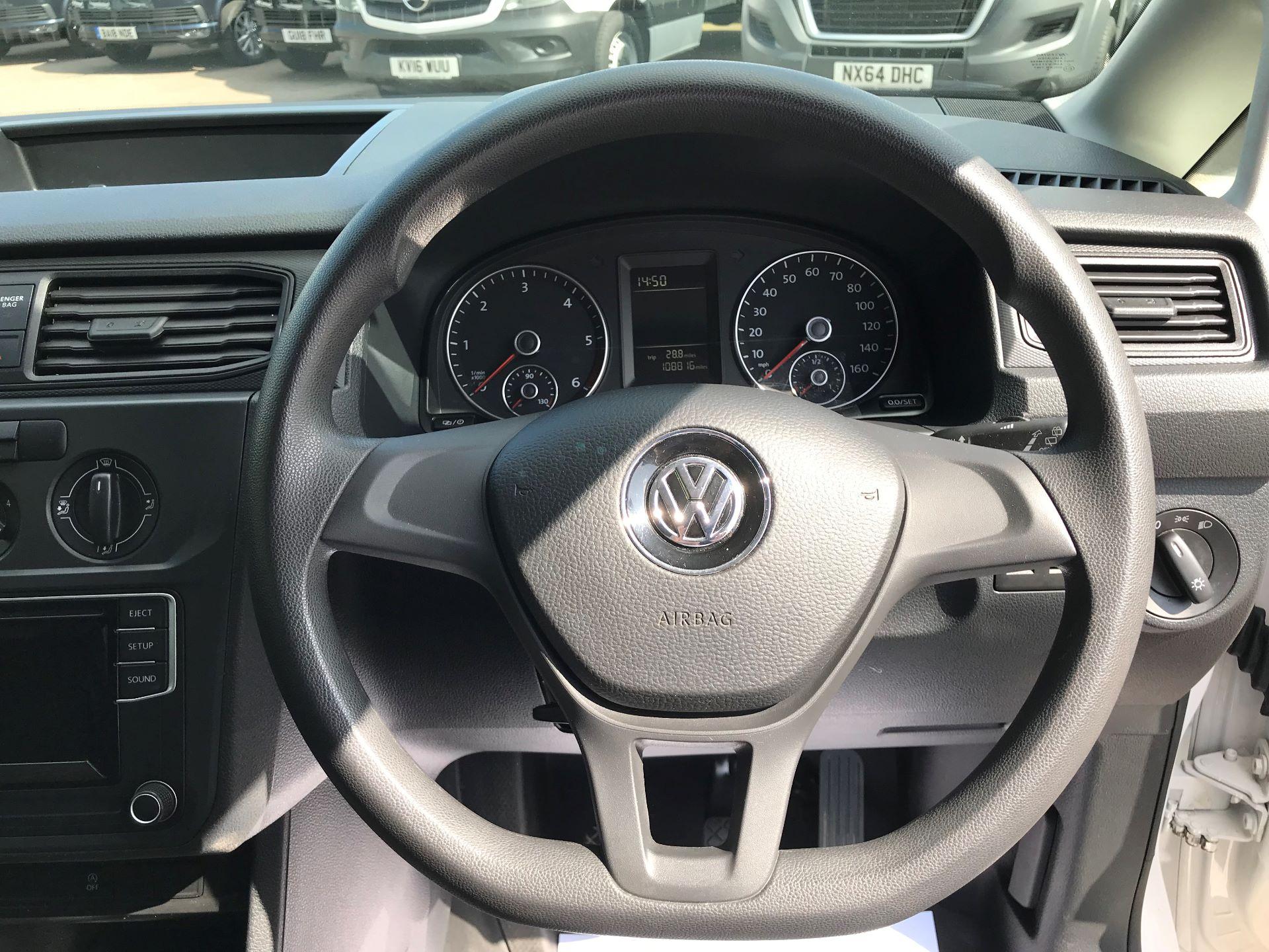 2016 Volkswagen Caddy 2.0 Tdi Bluemotion Tech 102Ps Startline Van euro 5 (GC16TYT) Image 14