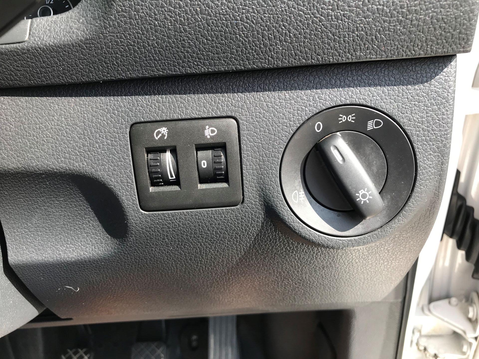 2016 Volkswagen Caddy 2.0 Tdi Bluemotion Tech 102Ps Startline Van euro 5 (GC16TYT) Image 16