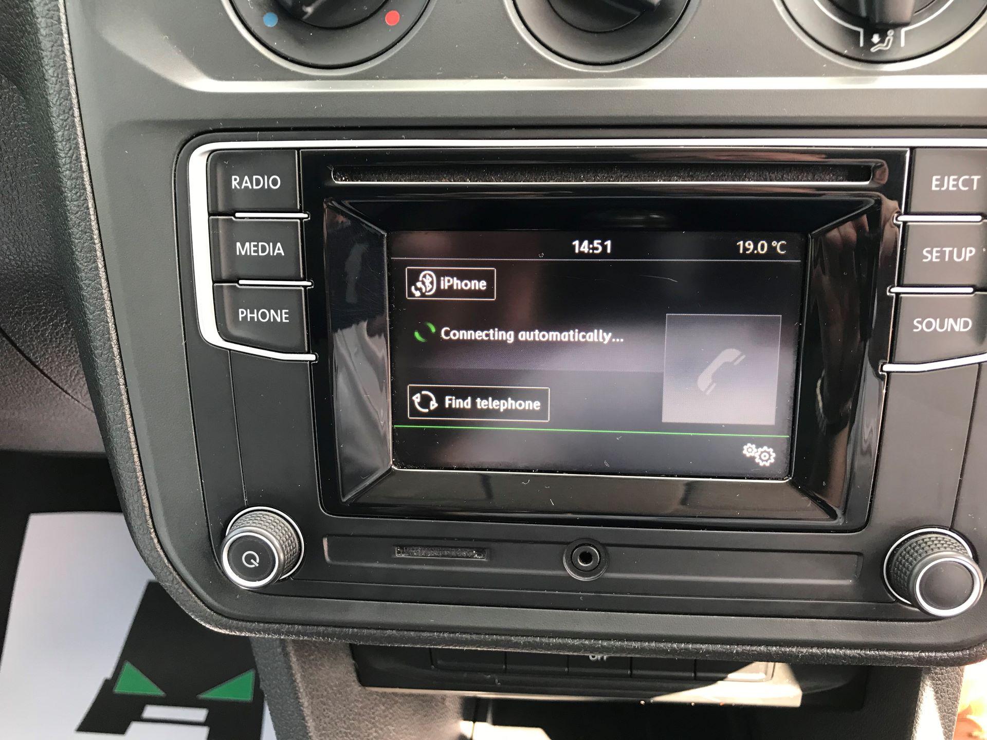 2016 Volkswagen Caddy 2.0 Tdi Bluemotion Tech 102Ps Startline Van euro 5 (GC16TYT) Image 20