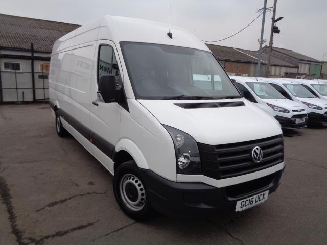 2016 Volkswagen Crafter 2.0 Tdi 136Ps High Roof Van LWB (GC16UCX)