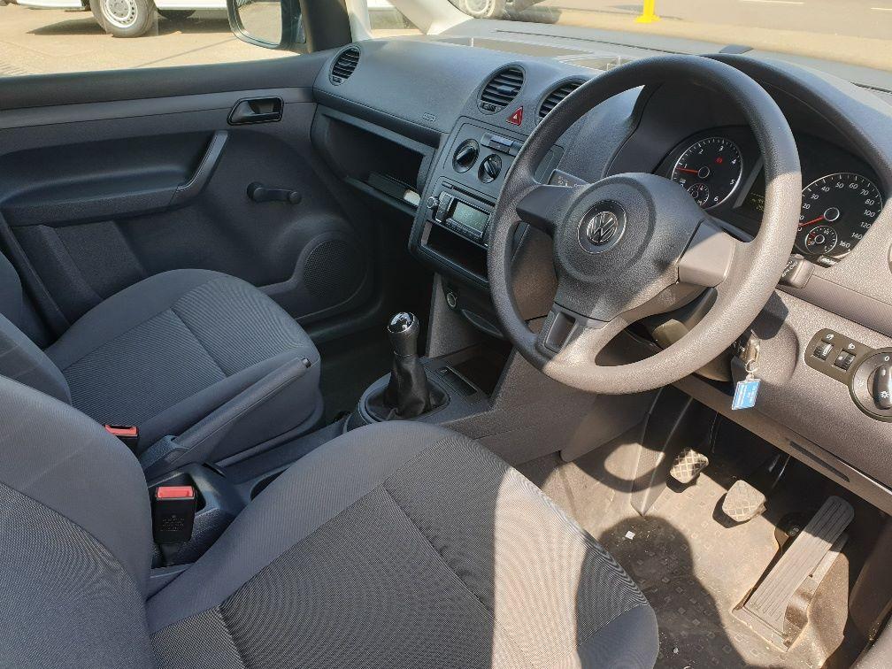 2015 Volkswagen Caddy 1.6 102PS STARTLINE EURO 5 (GD15ZRY) Image 12