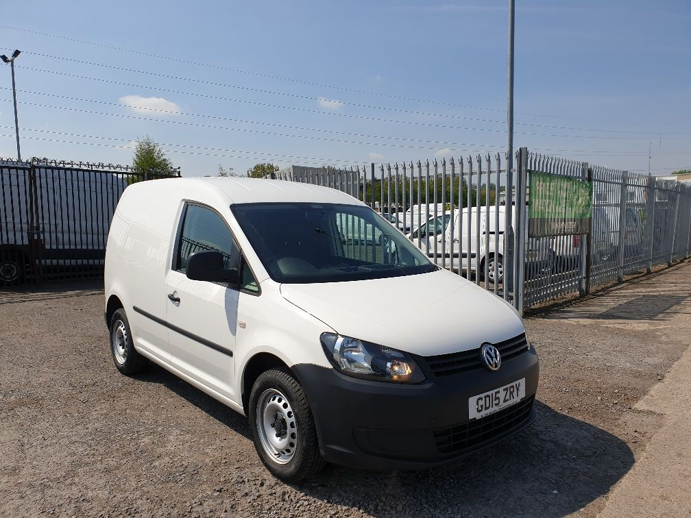 2015 Volkswagen Caddy 1.6 102PS STARTLINE EURO 5 (GD15ZRY)