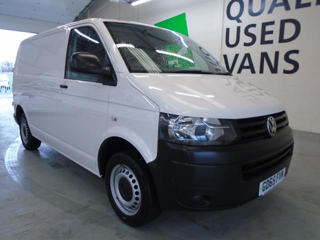 2015 Volkswagen Transporter 2.0 Tdi 102Ps Startline Van (GD65FVN)