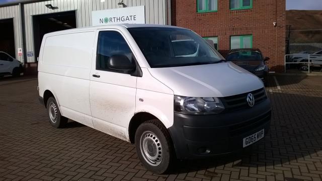 2015 Volkswagen Transporter 2.0 Tdi 102Ps Startline Van (GD65MVP)