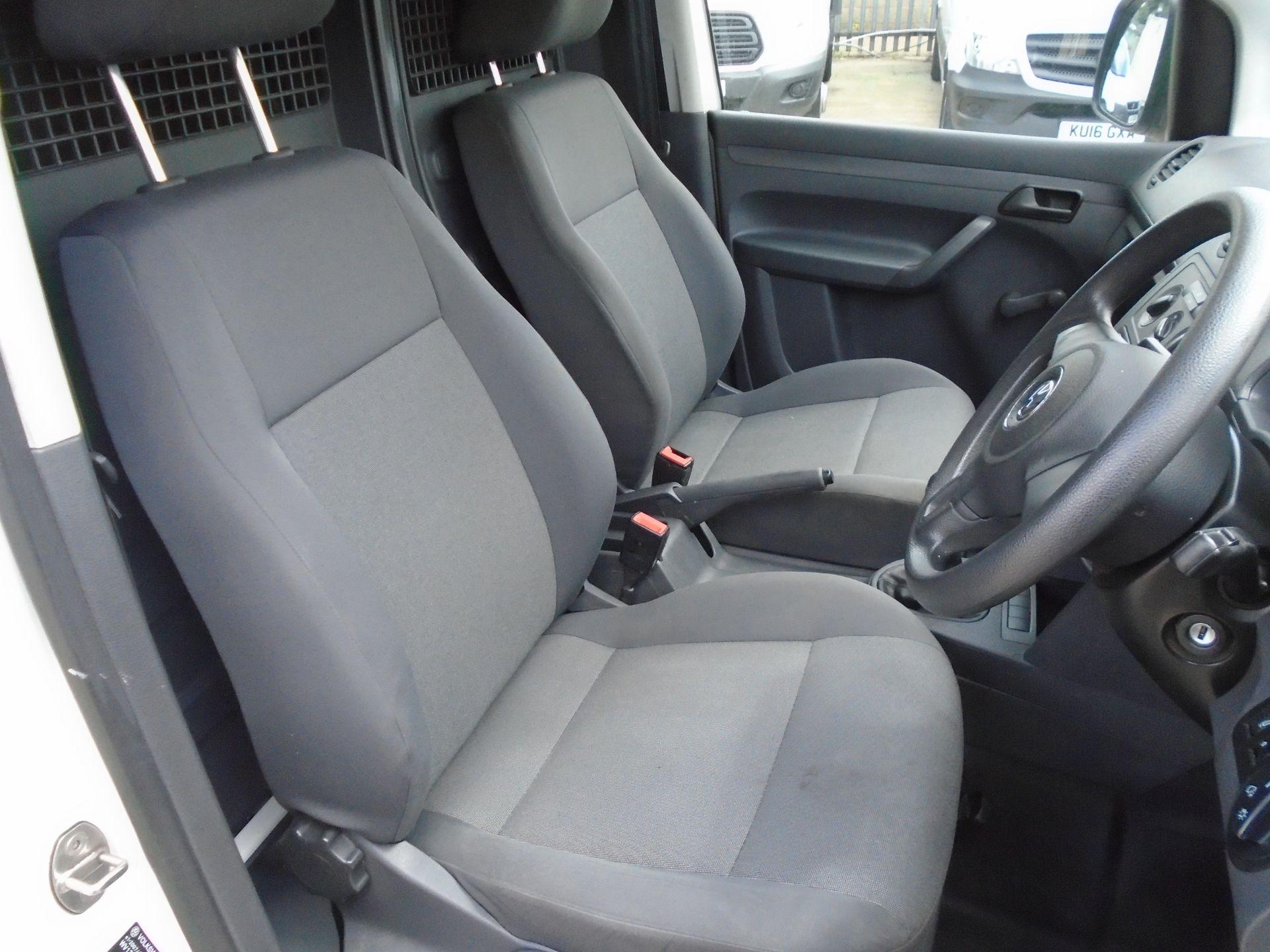 2015 Volkswagen Caddy 1.6 Tdi 75Ps Startline Van (GF64WZD) Image 21