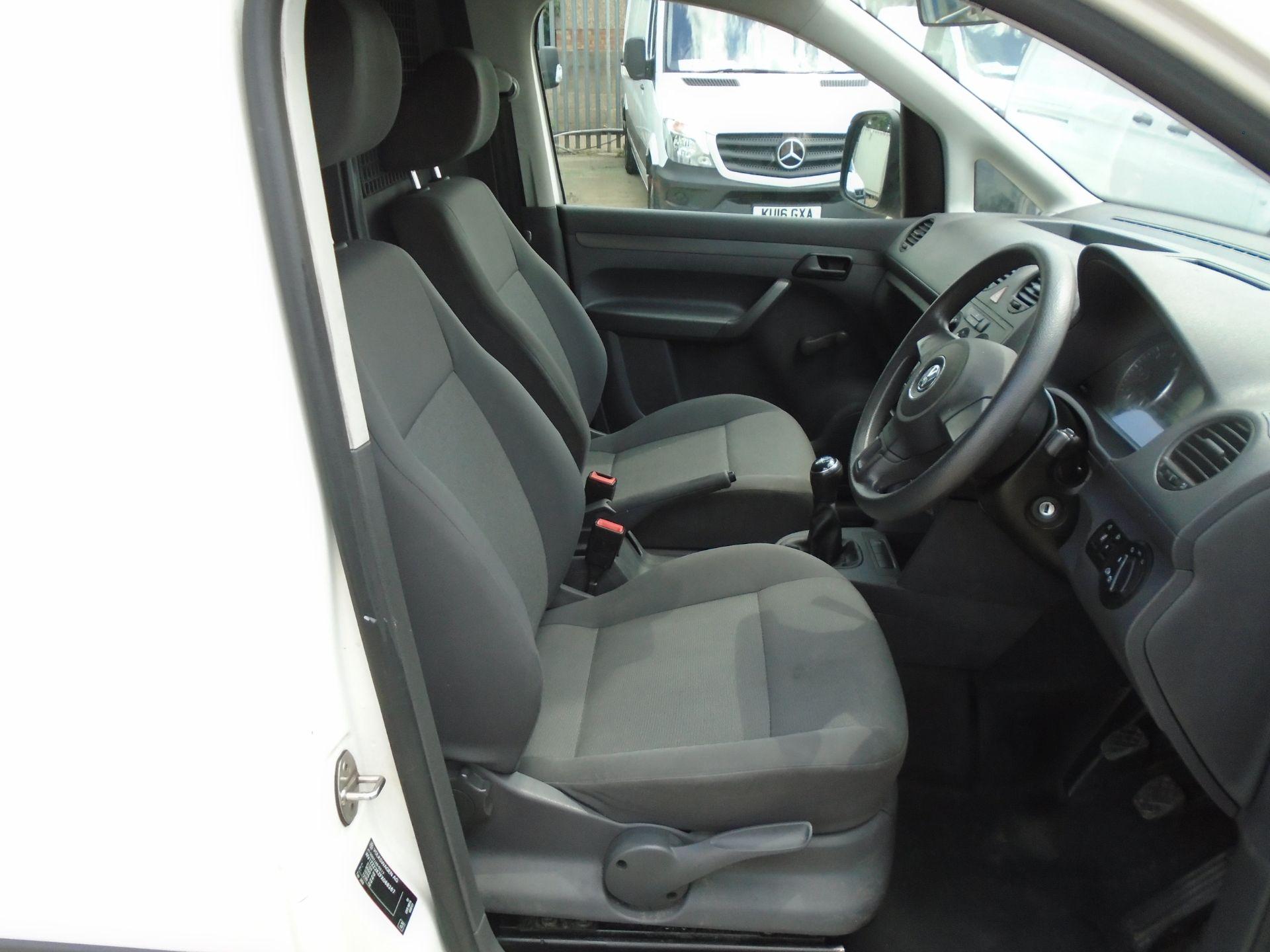 2015 Volkswagen Caddy 1.6 Tdi 75Ps Startline Van (GF64WZD) Image 20