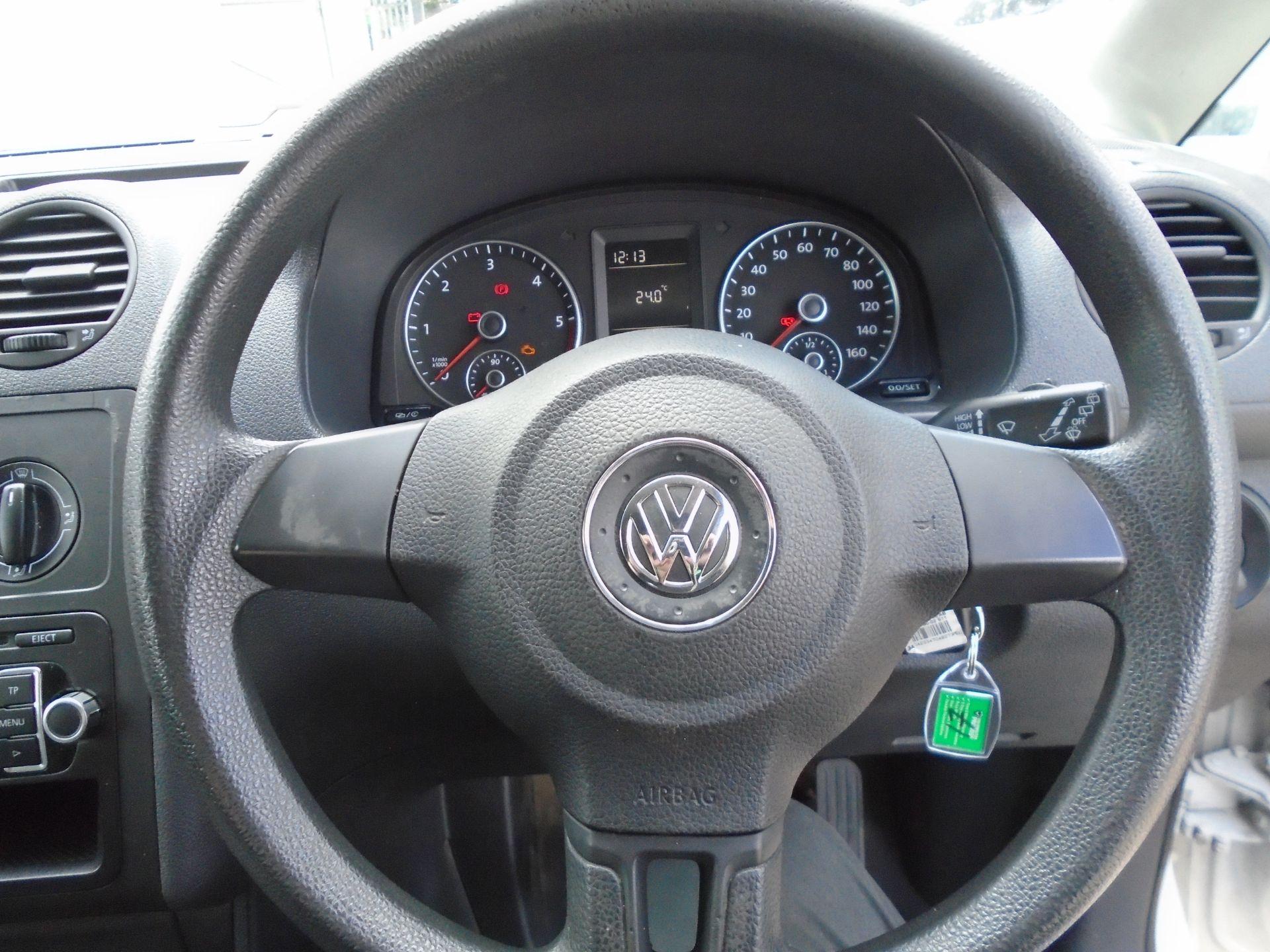 2015 Volkswagen Caddy 1.6 Tdi 75Ps Startline Van (GF64WZD) Image 25
