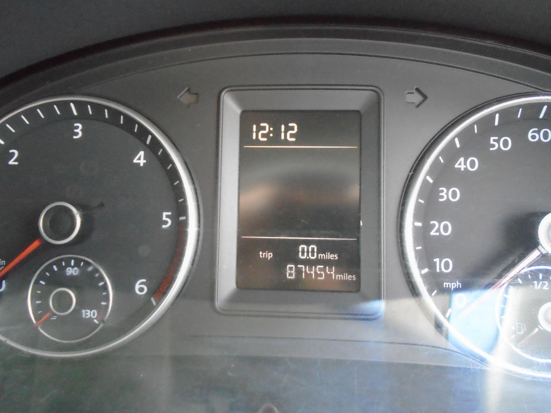 2015 Volkswagen Caddy 1.6 Tdi 75Ps Startline Van (GF64WZD) Image 22