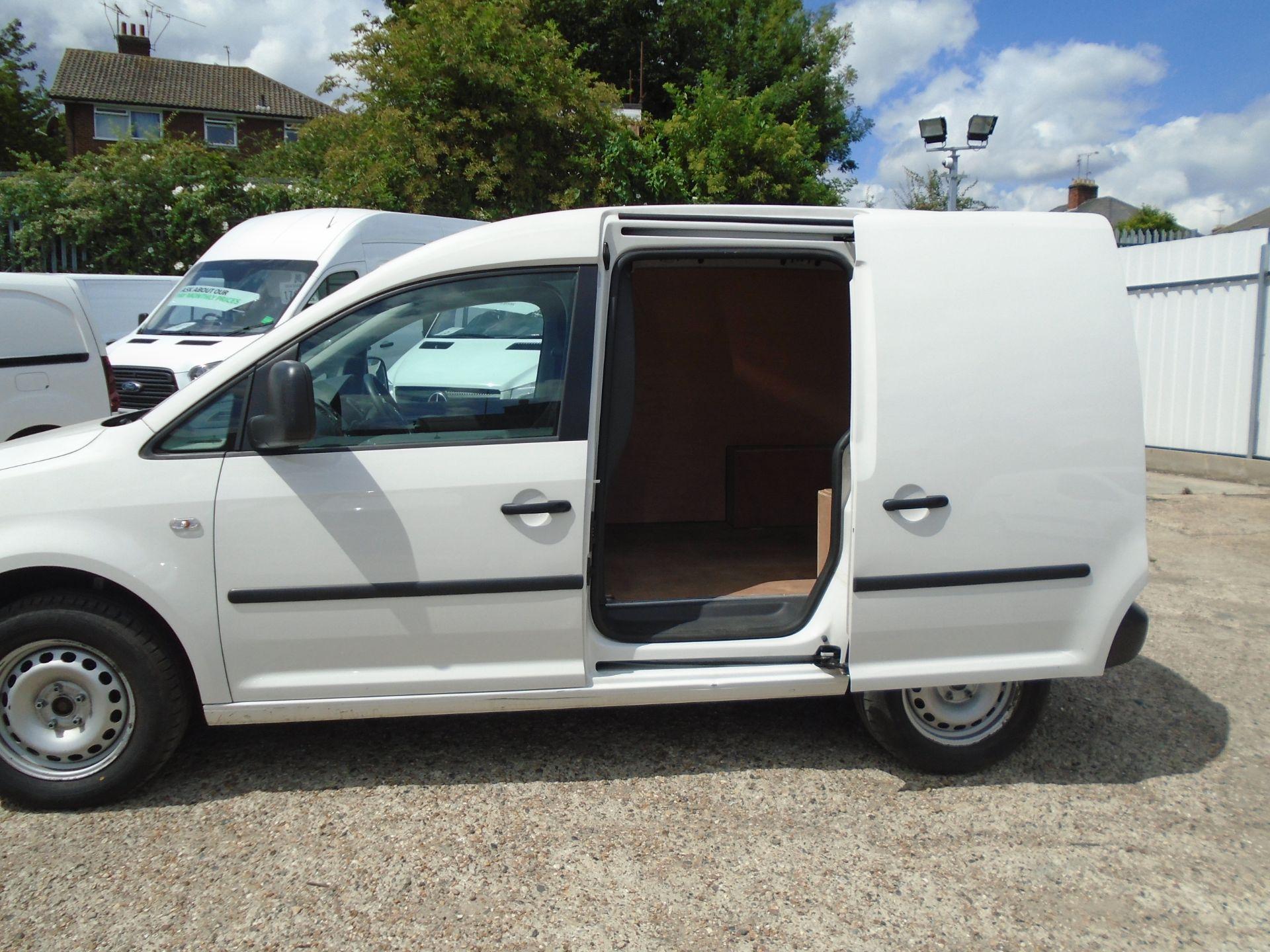 2015 Volkswagen Caddy 1.6 Tdi 75Ps Startline Van (GF64WZD) Image 8