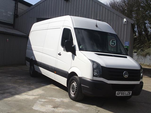 2015 Volkswagen Crafter  CR35 LWB 2.0 TDI 136PS HIGH ROOF EURO 5 (GF65LZB)