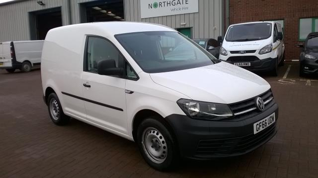 2016 Volkswagen Caddy 2.0 75ps BLUEMOTION TECH STARTLINE EURO 6 (GF66UDW)