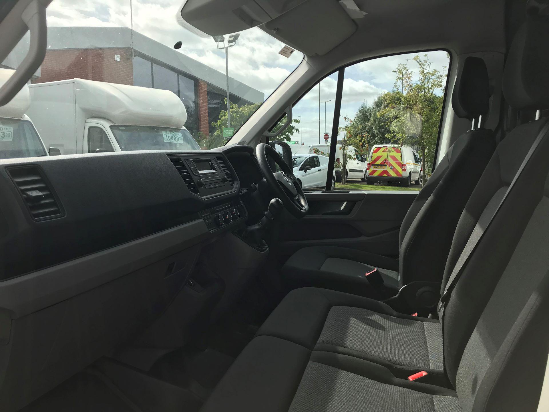 2017 Volkswagen Crafter 2.0 Tdi 140Ps Startline High Roof Van Euro 6 (GF67KXB) Image 5