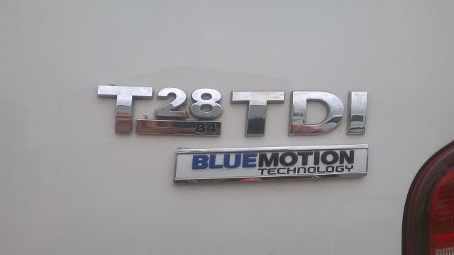 2016 Volkswagen Transporter T28 SWB DIESEL 2.0 TDI BMT 84 STARTLINE VAN EURO 5 (GJ16HMZ) Image 14