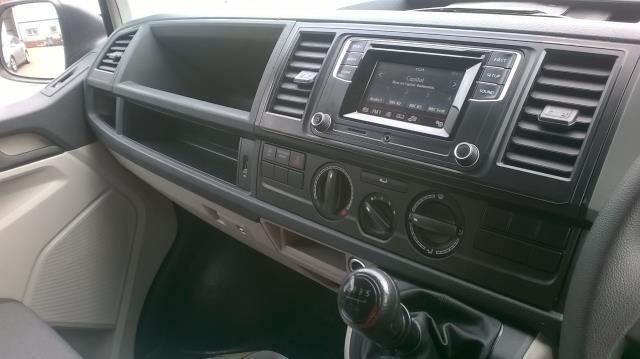 2016 Volkswagen Transporter T28 SWB DIESEL 2.0 TDI BMT 84 STARTLINE VAN EURO 5 (GJ16HMZ) Image 25