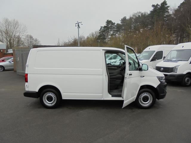 2016 Volkswagen Transporter 2.0 Tdi Bmt 102 Startline Van (GJ16UPK) Image 7