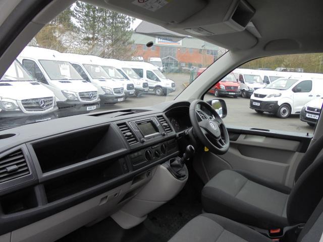 2016 Volkswagen Transporter 2.0 Tdi Bmt 102 Startline Van (GJ16UPK) Image 17