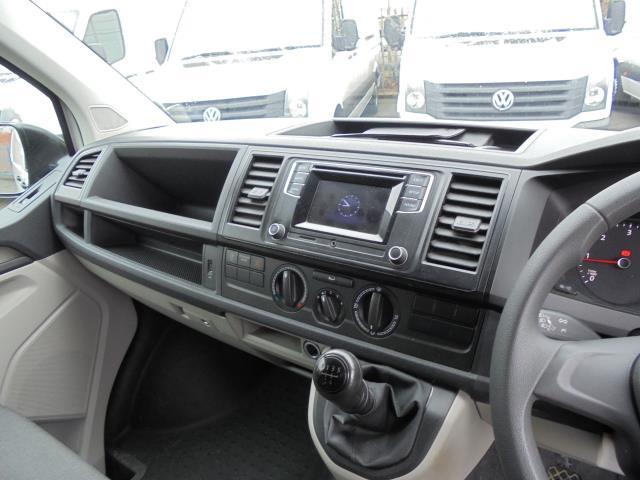 2016 Volkswagen Transporter 2.0 Tdi Bmt 102 Startline Van (GJ16UPK) Image 9