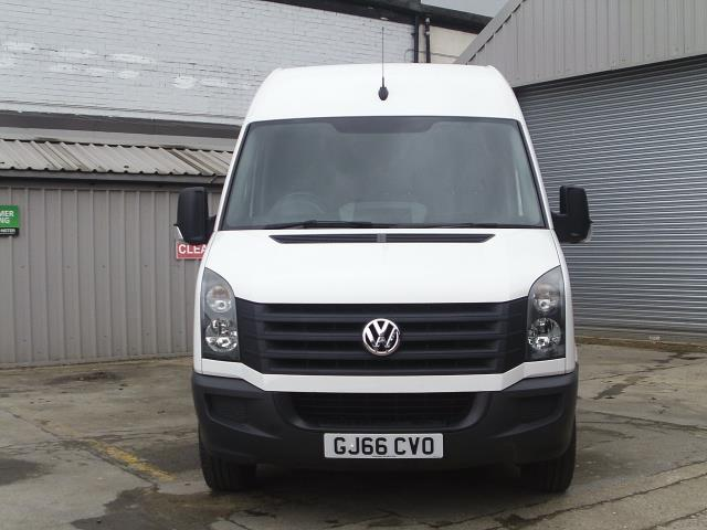 2016 Volkswagen Crafter  CR35 LWB 2.0 TDI 136PS HIGH ROOF EURO 5 (GJ66CVO) Image 3