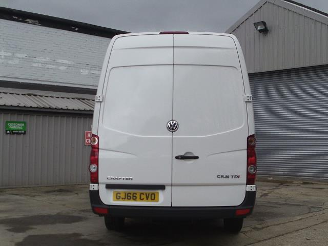 2016 Volkswagen Crafter  CR35 LWB 2.0 TDI 136PS HIGH ROOF EURO 5 (GJ66CVO) Image 6