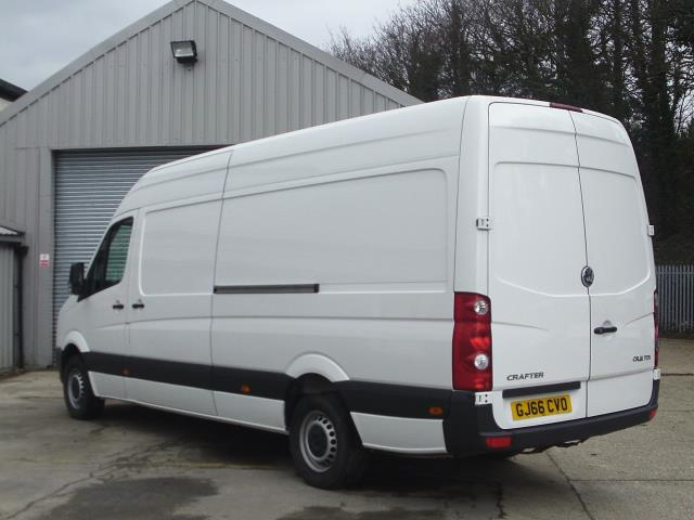 2016 Volkswagen Crafter  CR35 LWB 2.0 TDI 136PS HIGH ROOF EURO 5 (GJ66CVO) Image 4
