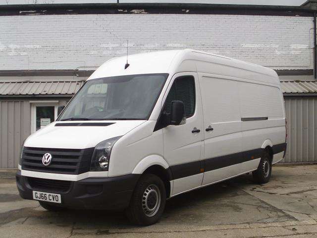 2016 Volkswagen Crafter  CR35 LWB 2.0 TDI 136PS HIGH ROOF EURO 5 (GJ66CVO) Image 2